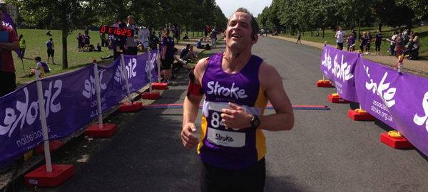 The Stroke Association – Hyde Park Run