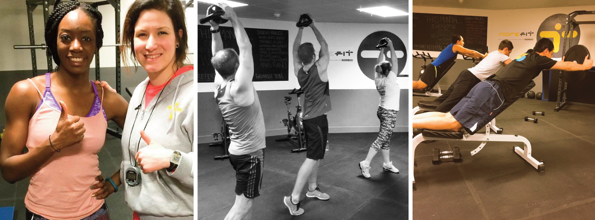 The Power of Small Group Personal Training