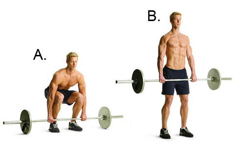 DEADLIFT – THE KING OF THE ALL LIFTS!