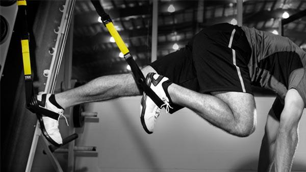 TRX – Benefits of Suspension Training